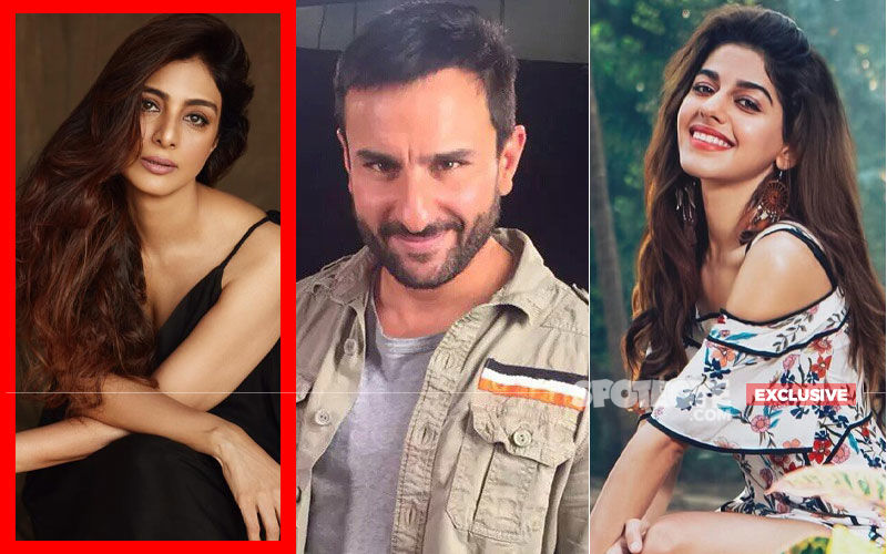 Tabu Joins Alaia F And Saif Ali Khan In Jawaani Jaaneman