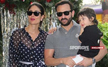 It's A Baby Brother For Taimur Ali Khan; Saif Ali Khan And Kareena Kapoor Khan's Firstborn Can't Wait For His Little Brother To Come Home - EXCLUSIVE
