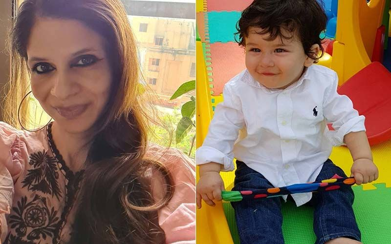 Saif Ali Khan's Sister Saba Khan Shares Taimur Ali Khan's UNSEEN Photos From His First Birthday And They Are Too Cute To Handle