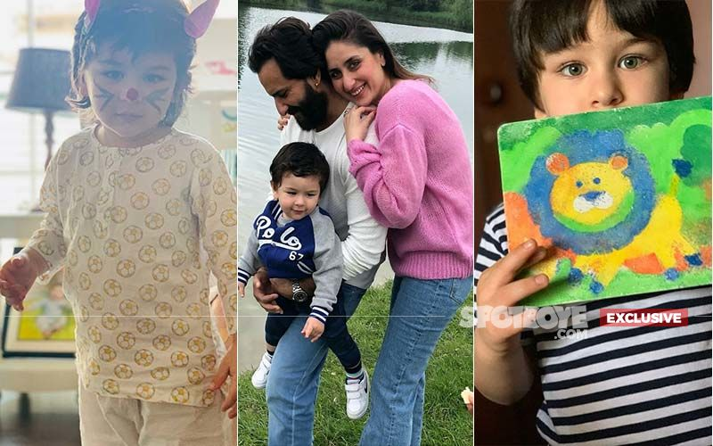 Taimur Ali Khan's Pictures Are Photographers' Prized Catch; More Sought After Than Saif Ali Khan-Kareena Kapoor Khan's Clicks, Reveal Photographers - EXCLUSIVE