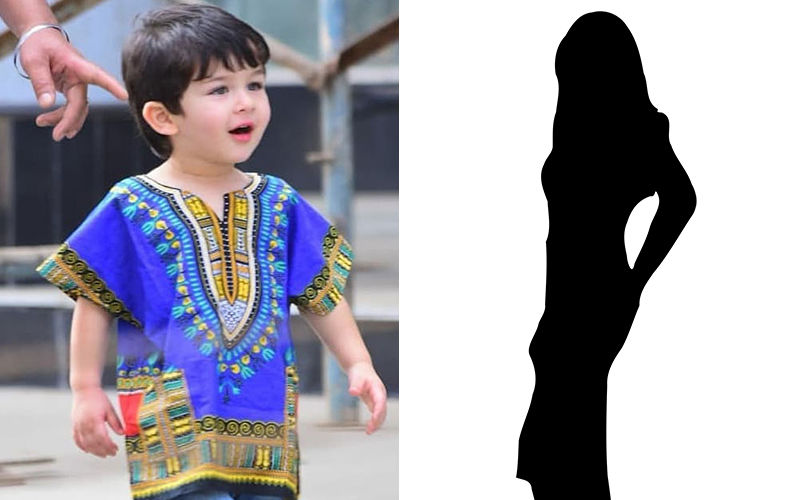 """Can I Take Taimur Out On A Date?"" Asks This Actress. Guess Who?"