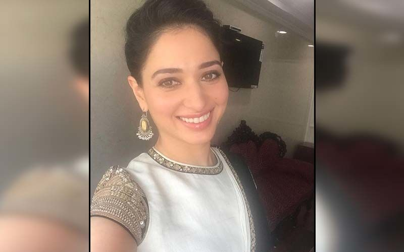 Tamannaah Bhatia's Morning Glow Is Unmistakable In New Pictures