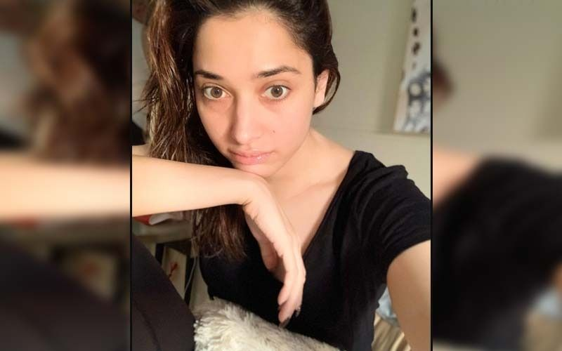 Tamannaah Bhatia Says It Is 'Heart-Wrenching' To See People Struggle With Challenges Amid COVID-19 Crisis; Urges Everyone To 'Stay Positive And Keep Faith'