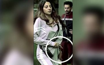 Bigg Boss 14: Nikki Tamboli Hides Nomination Mask Inside Her Pants To Save Herself; Gets Trolled Miserably As People Call Her CHEAP