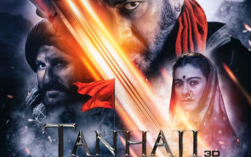 Tanhaji The Unsung Warrior: Ajay Devgn - Kajol's Period Drama To Take A Good Start On Day 1 At The Box Office