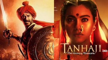 Tanhaji - The Unsung Warrior Trailer: Early Reviews Of Ajay Devgn-Kajol's Period Drama Say It's A Visual Treat