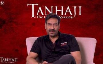 Tanhaji: The Unsung Warrior - Ajay Devgn Gains 4 Kilos In 4 Days, Courtesy Kolkata Ki Mithai