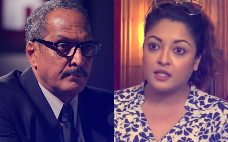 "Nana Patekar Declares, ""Camera Se Aankhein Milakar Har Baat Ka Jawaab Dunga"". Actor To Hold Press Conference Against Tanushree Dutta Soon"