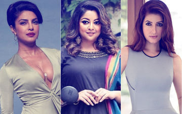 Tanushree Dutta 'Thanks' Priyanka Chopra & Twinkle Khanna For Support But Has A Problem With Their Tweets