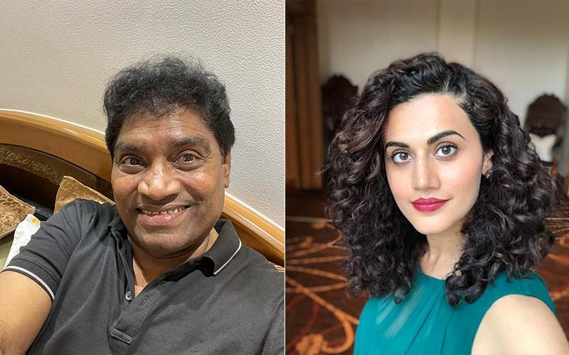 Johnny Lever Stands In Solidarity With Shah Rukh Khan Amid Aryan Khan's Arrest; Taapsee Pannu Also Reacts