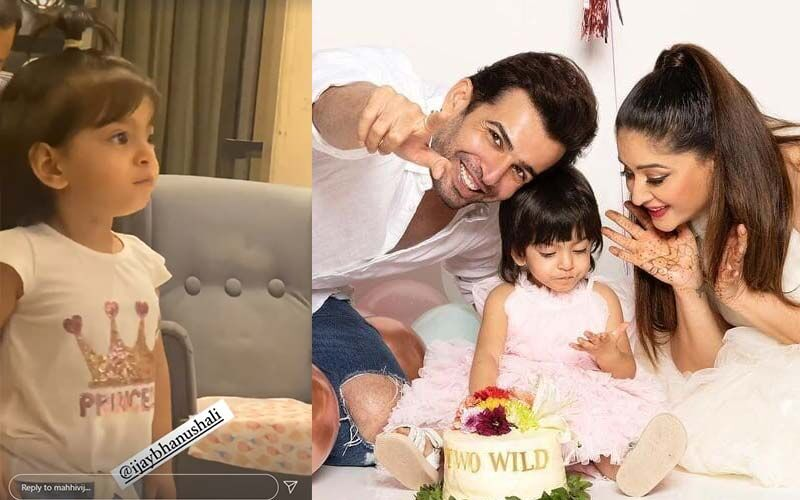 Bigg Boss 15: Jay Bhanushali's Daughter Tara Has The Best Reaction To Her Father's Entry Into The BB House