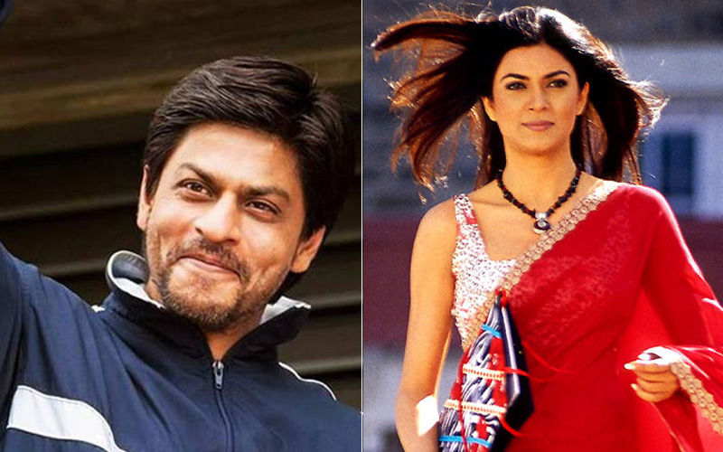 Happy Teachers' Day 2019: Sushmita Sen, Shah Rukh Khan And More; Hottest Teachers We Loved In Bollywood Films