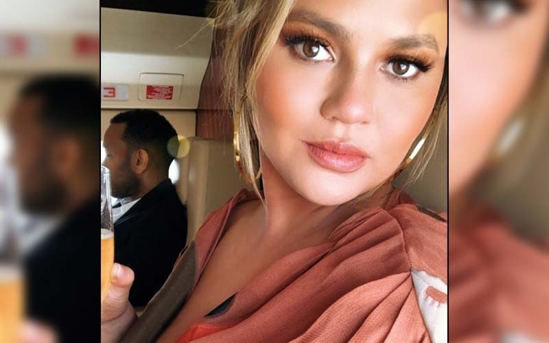 Chrissy Teigen REVEALS The Strangest Place Where She And Hubby John Legend Have Had Sex; Find Out