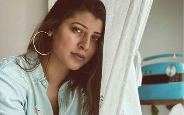 Tejaswini Pandit's Creative New Portrait Is Making Heads Turn On Instagram