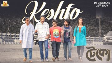Teko: Know What Made Ritwick Chakraborty Felt Nervous During Shooting For Keshto Song