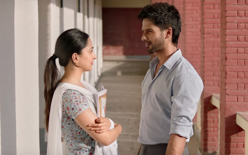 Tera Ban Jaunga Song, Kabir Singh: Shahid Kapoor Plays Perfect Boyfriend To Kiara Advani