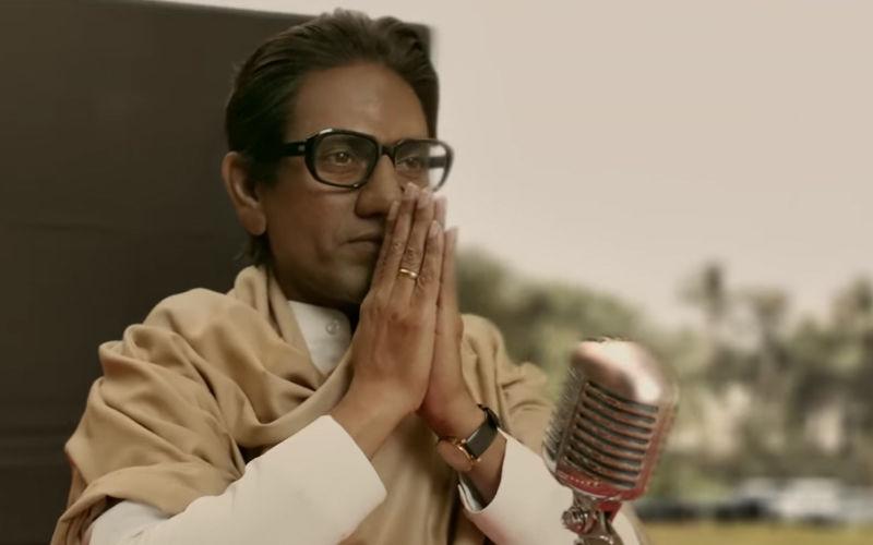 फिल्म ठाकरे का ट्रेलर हुआ रिलीज, बाला साहेब ठाकरे के रोल में दिखे नवाजुद्दीन सिद्दीकी