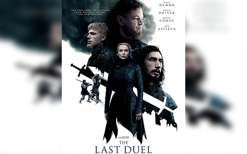 Ridley Scott's 'The Last Duel', Starring Matt Damon And Ben Affleck, To Release In Theatres In India On October 22