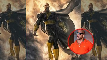 Dwayne The Rock Johnson Joins DC Universe As The Rebellious Black Adam; Shares First Look And Release Date