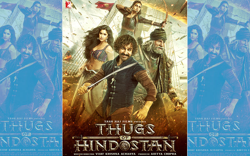 Thugs Of Hindostan Box-Office Collection, Day 3: The Cookie Is Indeed Crumbling