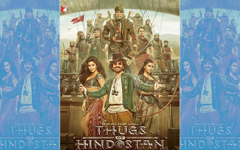 Thugs Of Hindostan Box Office Collection: महज 3 दिन में 100 करोड़ क्लब में शामिल हुई आमिर और अभिताभ की फिल्म