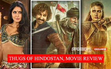 Thugs Of Hindostan, Movie Review: Grand Spectacle Maybe Yes, Grand Content Certainly Not. We Have Been Thugged!