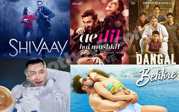 Bollywood's 'October Fest' Is All Set To Begin