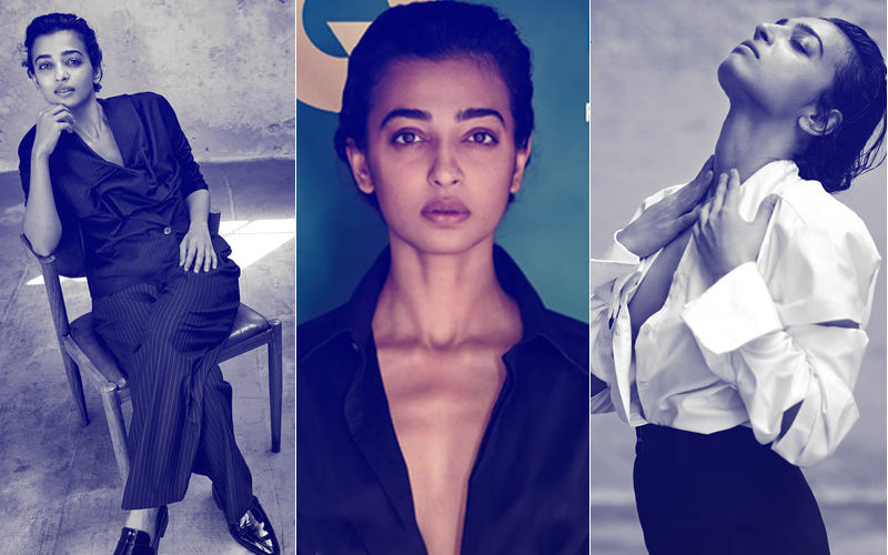Radhika Apte Is All Sorts Of Sexy In Her Latest Magazine Photo Shoot