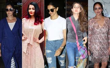 STUNNER OR BUMMER: Katrina Kaif, Aishwarya Rai Bachchan, Deepika Padukone, Sara Ali Khan Or Esha Deol?