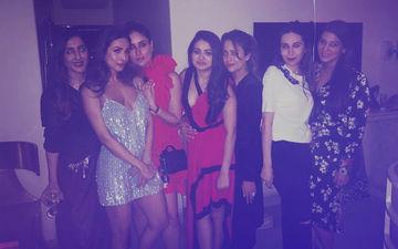 Kareena Kapoor Khan, Karisma Kapoor, Malaika Arora, Karan Johar Have A Blast At Stylist Tanya Ghavri Birthday Bash