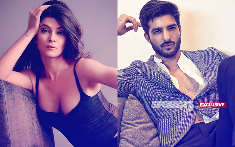 Meet The New Man In Sushmita Sen's Life – Rohman Shawl