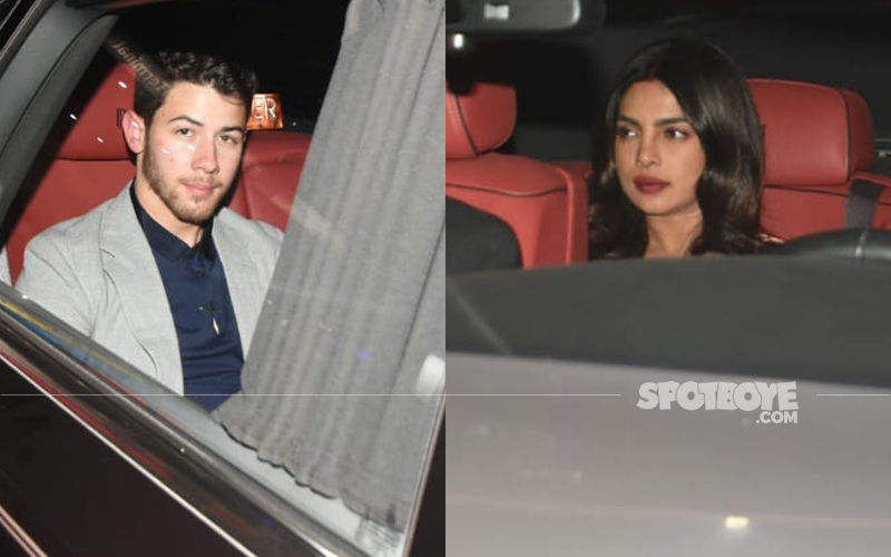 Priyanka Chopra-Nick Jonas Are Back To The Bay, Ahead Of Their Big Reception Night