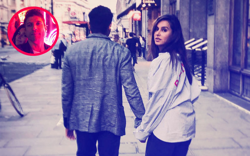 Farhan Akhtar Confirms Relationship With Shibani Dandekar