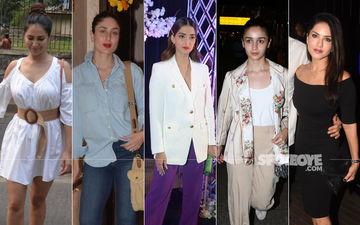 STUNNER OR BUMMER: Kim Sharma, Kareena Kapoor, Sonam Kapoor, Alia Bhatt Or Sunny Leone?