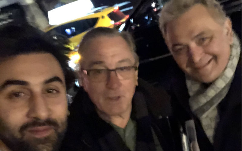 Rishi Kapoor's Impromptu Meet With Robert De Niro Made Him Feel Like A 'Bloody Brat'