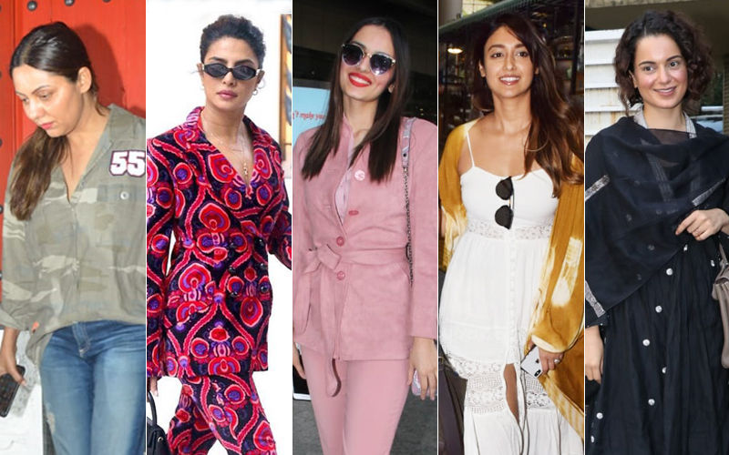STUNNER OR BUMMER: Gauri Khan, Priyanka Chopra, Manushi Chhillar, Ileana D'Cruz Or Kangana Ranaut?