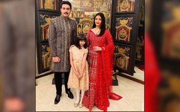 Aishwarya Rai Bachchan, Abhishek Bachchan And Aaradhya's Most Stunning Clicks In Traditional Wear