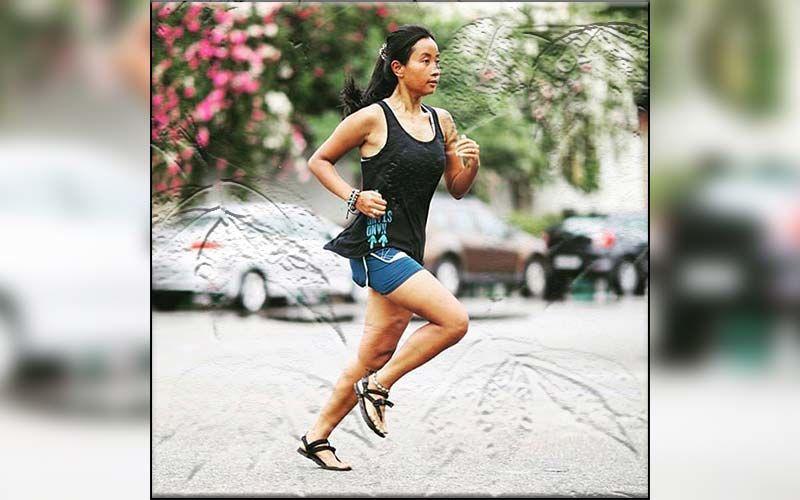 Ankita Konwar's Quarantine Routine Includes Surya Namaskar And Yoga