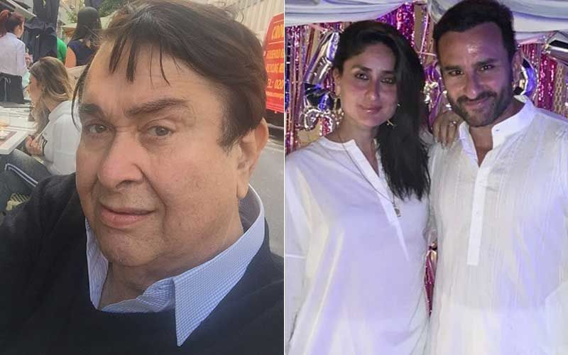 Kareena Kapoor Khan's Newborn's FIRST Picture Shared And Deleted By Randhir Kapoor A FAKE? Here's What We Know