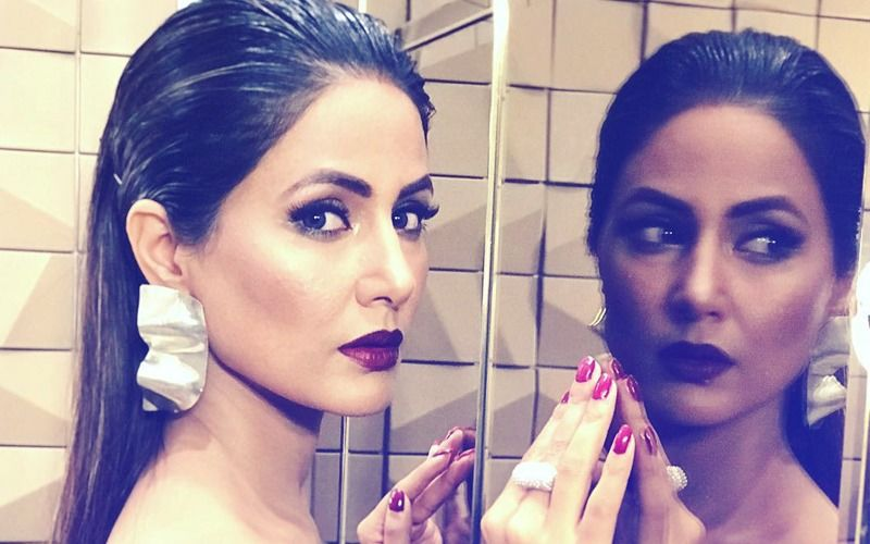 "Hina Khan Speaks Up On #MeToo; Thunders, ""Consent And Submission Are Not The Same"""
