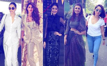 STUNNER OR BUMMER: Deepika Padukone, Disha Patani, Anushka Sharma, Parineeti Chopra Or Yami Gautam?