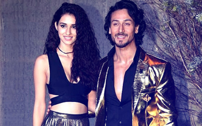 Ahem! Tiger Shroff Says He's 'More Than Friends' With Disha Patani