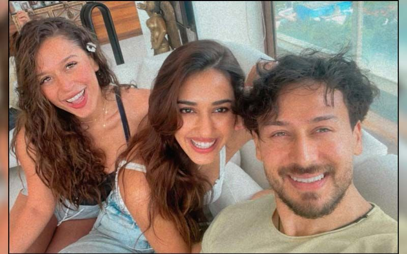 Tiger Shroff And Krishna Shroff Laud Disha Patani's Dance Cover On Doja Cat's Song 'Kiss Me More'; 'This Is So Cool' - WATCH