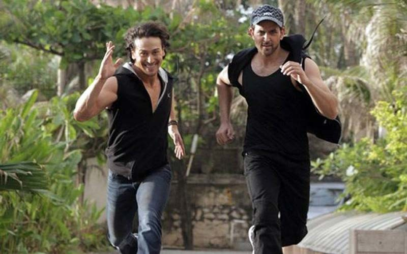 Tiger Shroff And HrithikRoshan