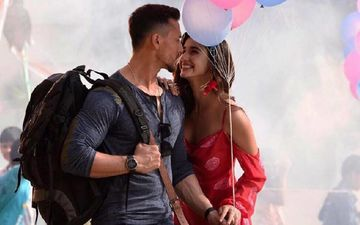 Disha Patani And Tiger Shroff Spotted In The City; Where's The Mask, Peeps?