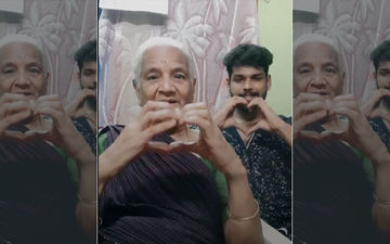 This TikTok Grandma And Grandson's Take On Kolaveri Di Is Too Adorable; Watch Video