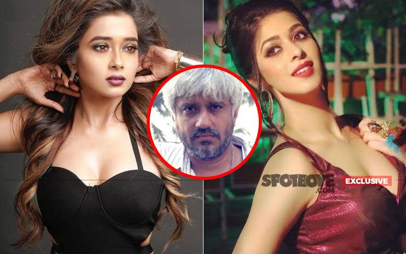 Tinaa Dattaa And Garima Jain Are The Leading Ladies Of Vikram Bhatt's Twisted 3?- EXCLUSIVE