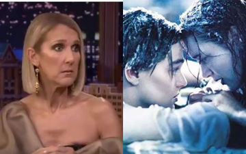 Could Rose Kate Winslet Have Saved Jack Leonardo DiCaprio In Titanic? 'My Heart Will Go On'  Singer Celine Dion Answers