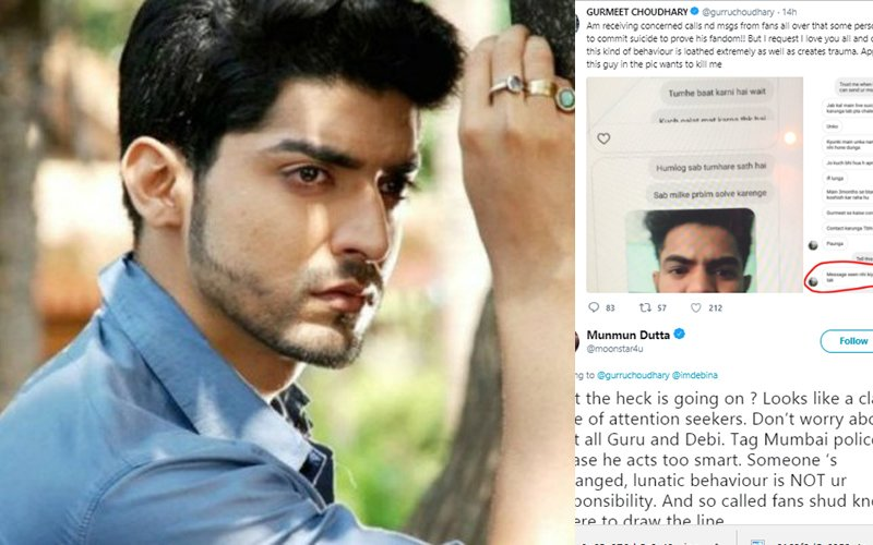 Fan Terror: Khamoshiyan Actor Gurmeet Choudhary Gets Threat Messages
