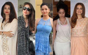 झकास या बकवास: ऐश्वर्या राय बच्चन, करीना कपूर खान, अंकिता लोखंडे, जान्हवी कपूर या दिया मिर्जा?